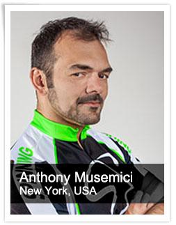 Anthony Musemici Master Instructor USA