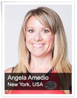 USA Angela Amedio